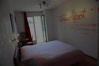 chambre d'hôtes coquelicot