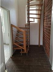 Gîte escalier